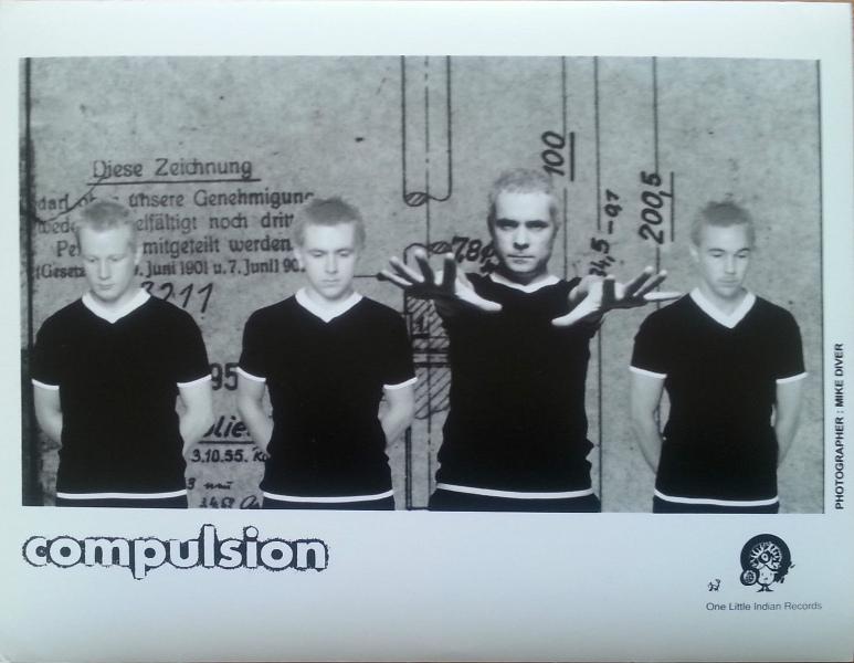 Irish Rock Discography Thee Amazing Colossal Men Compulsion